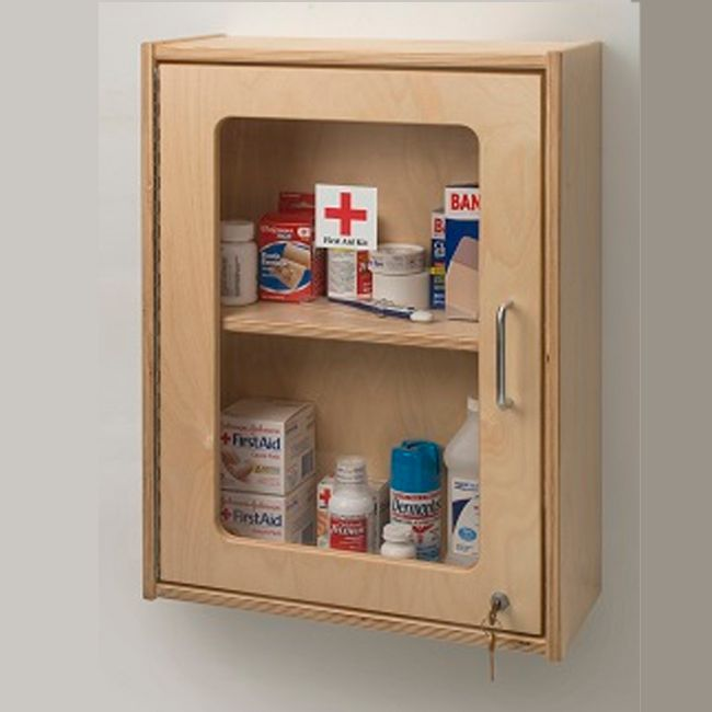 Medicine/ First Aid Wall Cabinet by Whitney Brothers