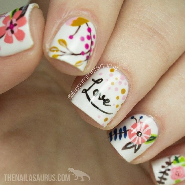 Nail Art Gallery 2014 New Nail Art Httpyournailartnail Art