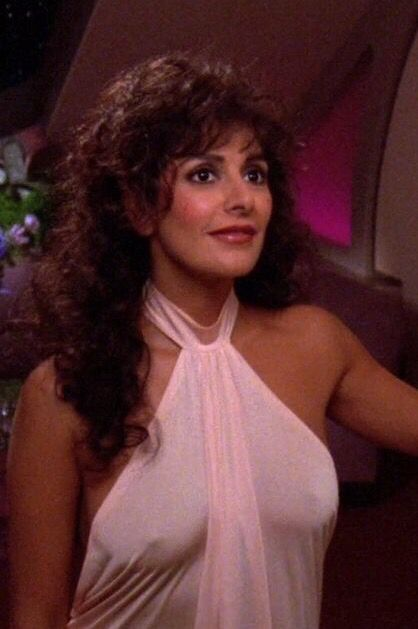 Nana Anime Wallpaper Deanna Troi The Next Generation Star Trek The Next