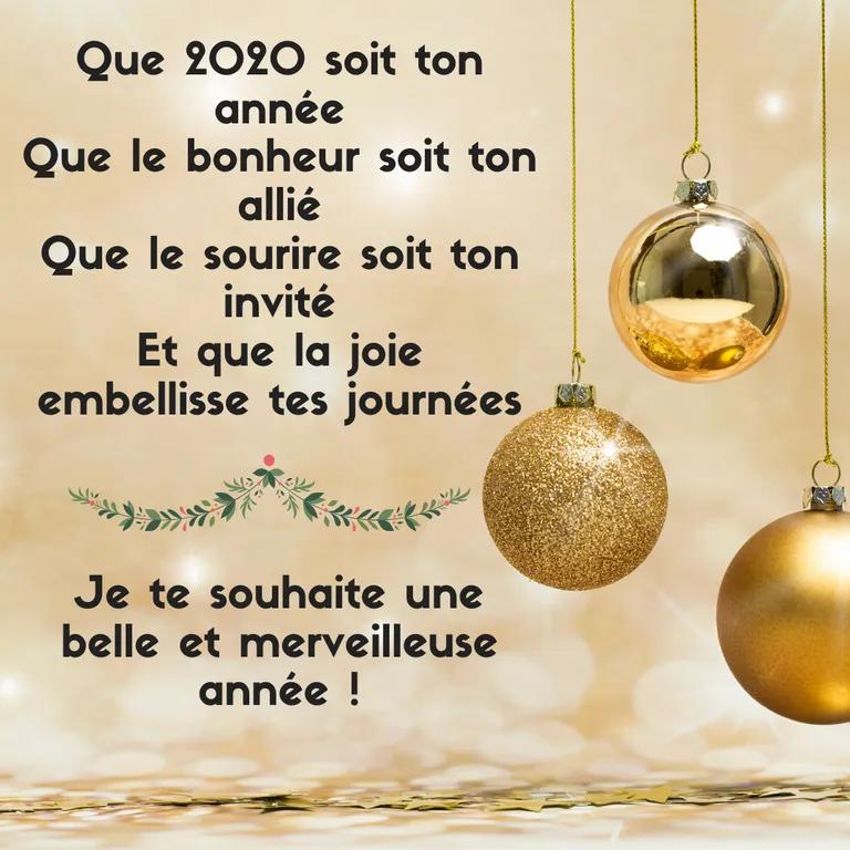 Vœux: 12 messages inspirants poursouhaiter la bonne année et Noël
