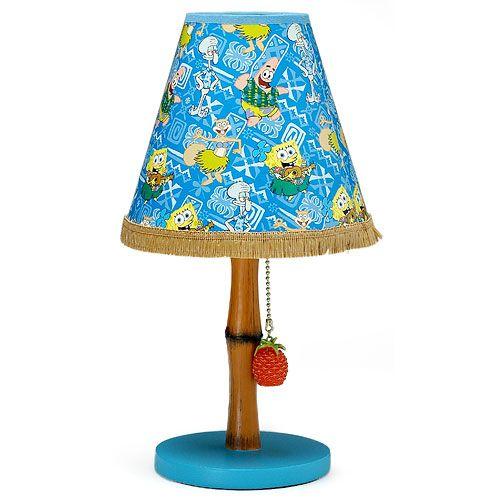 Spongebob Squarepants Lamp Lovin It For My Son