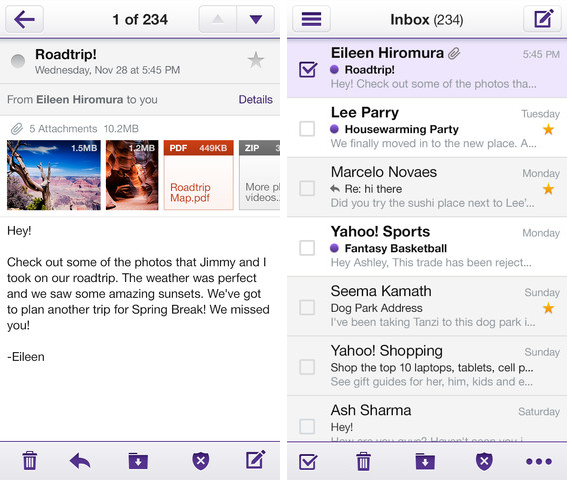 How to resolve issues with Yahoo Mail app in iOS Mail