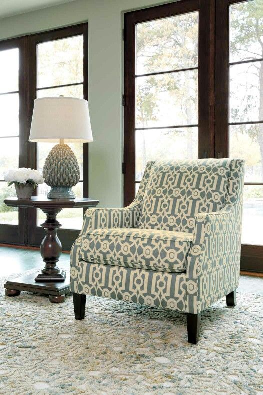 Julesburg Accent Chair Ashley Furniture Furniture Accent Chairs