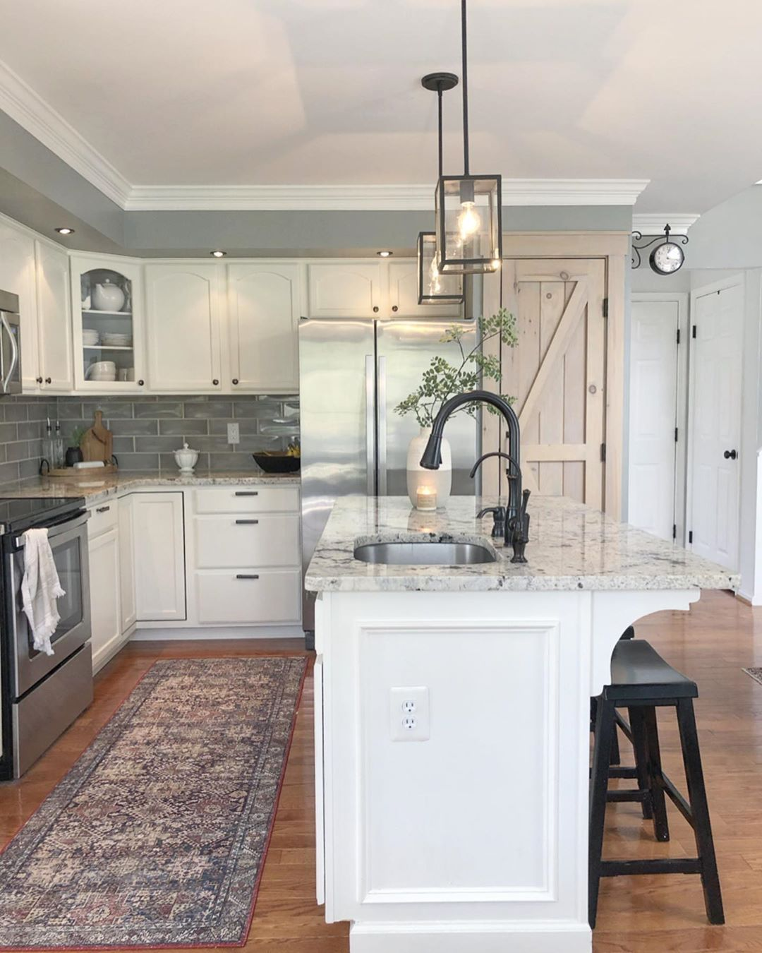 Jen Our Haven Bliss Home On Instagram Has Anyone Else Been Watching Tiger King Oh My Word So Crazy Here Is A Before A In 2020 Home Kitchen Beautiful Homes