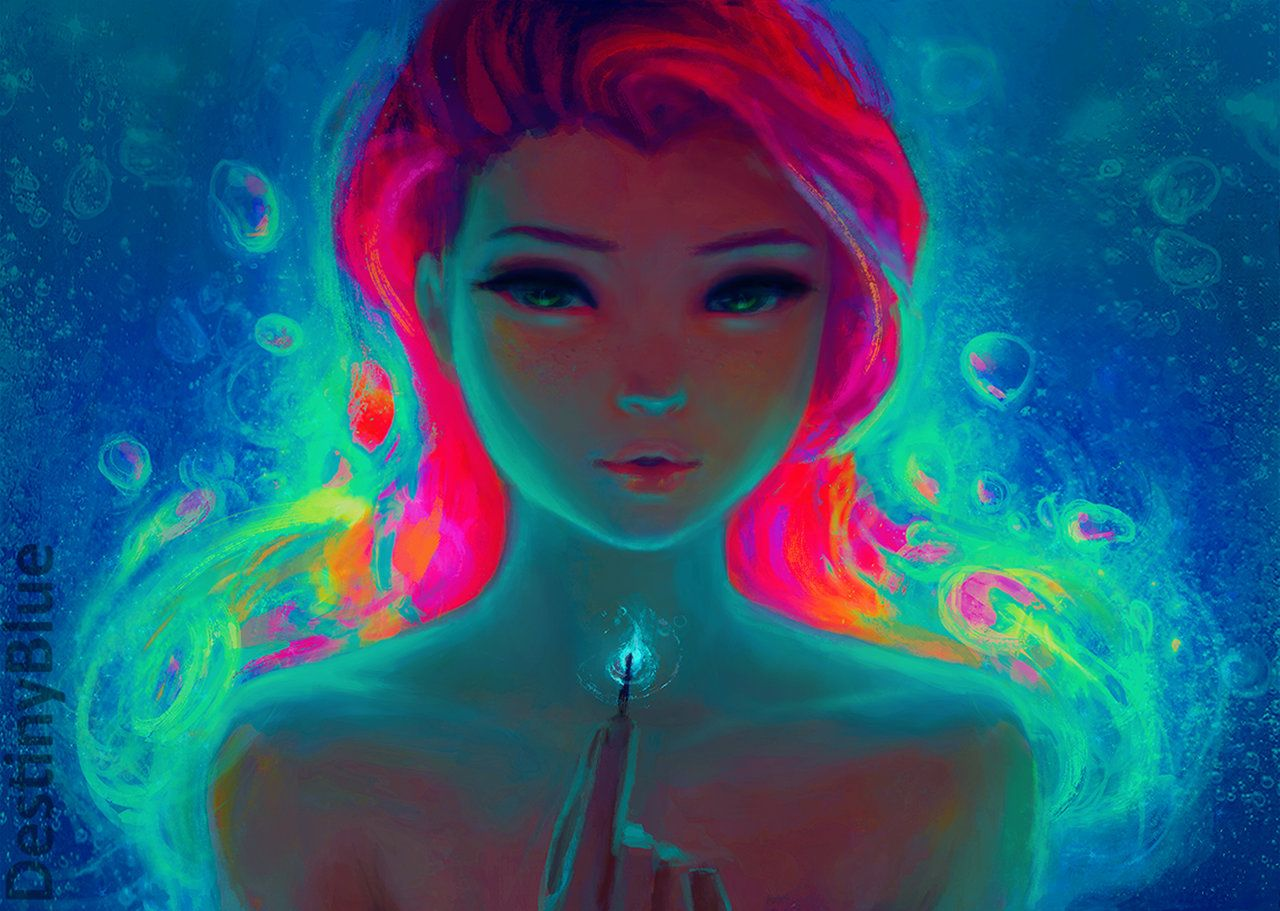 Pin by Diana R on Underwater fahtasy art Art, Underwater