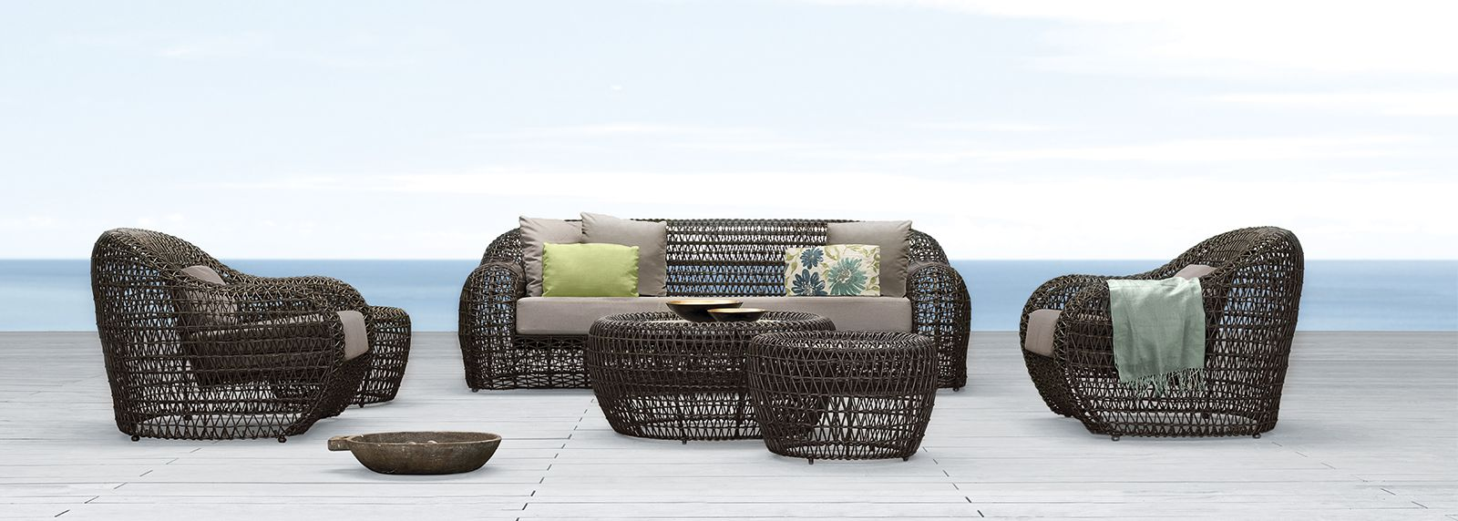 Kenneth Cobonpue : Collections : BALOU : Daybed