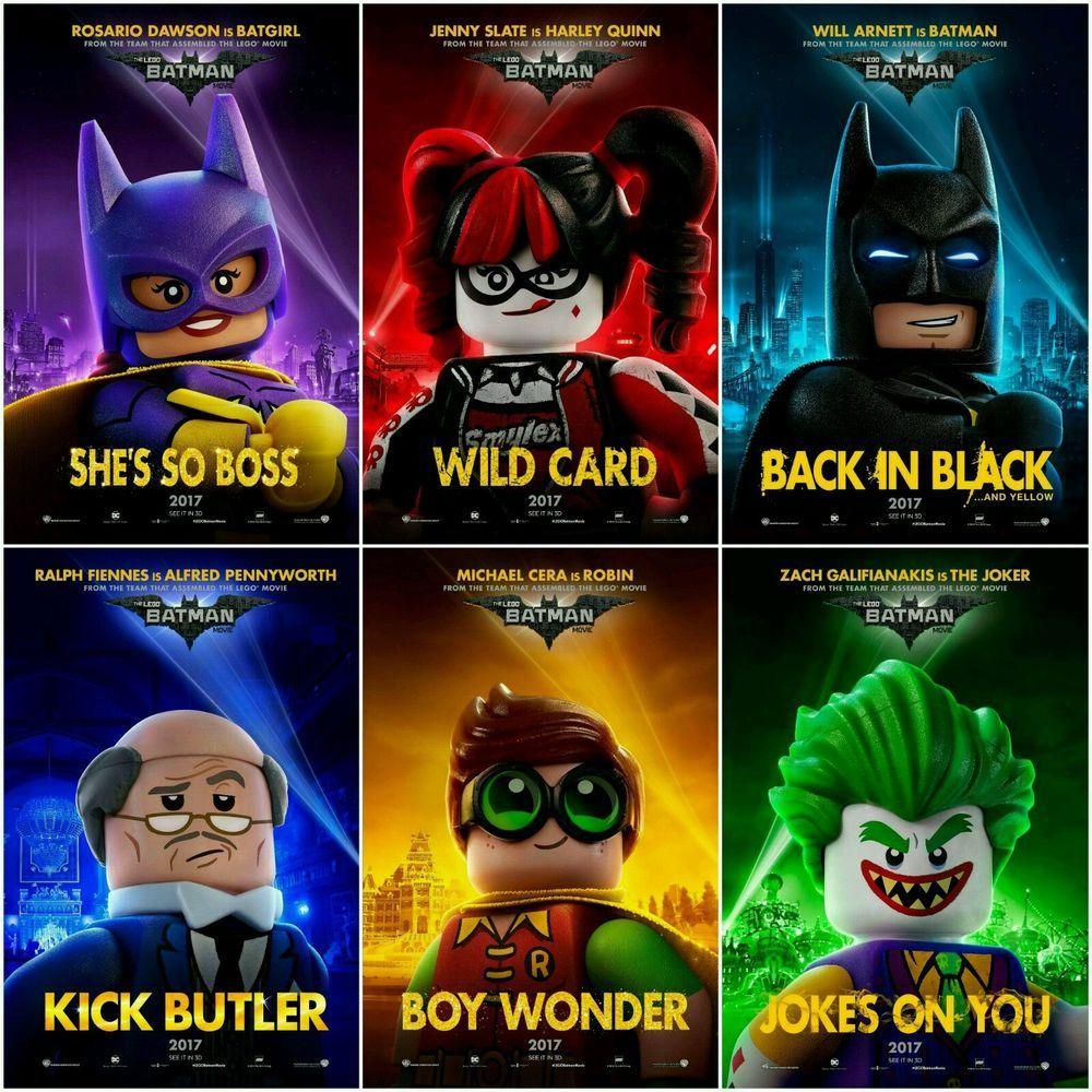 LEGO BATMAN MOVIE SERIES ROBIN BOY WONDER MINIFIGURE ONLY
