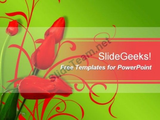 Redflower 0510 powerpoint templates themes abstract powerpoint check out this amazing template to make your presentations look awesome at toneelgroepblik Gallery