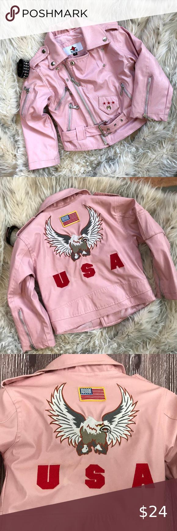 Bike Star Pink Moto Jacket 3t Pink Moto Jacket Moto Jacket Moto Biker Jacket [ 1740 x 580 Pixel ]