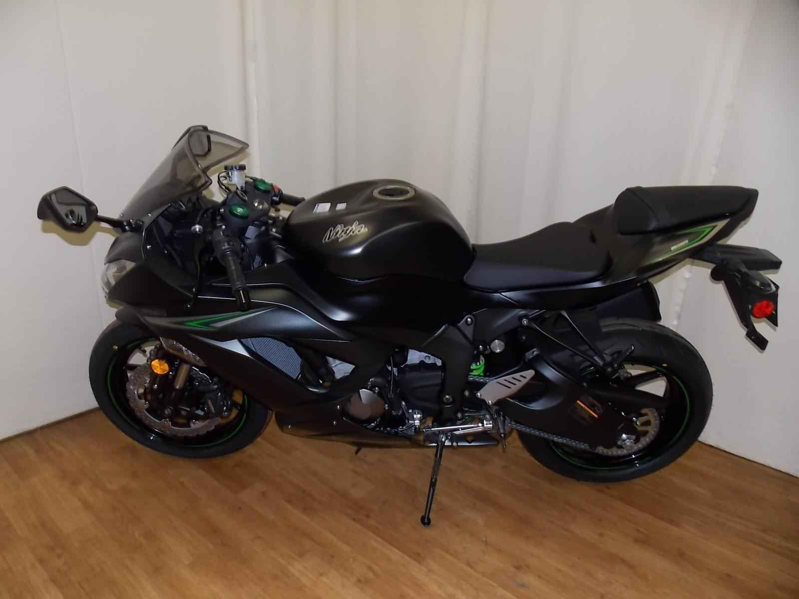 2016 Kawasaki Ninja Zx 6r Abs Zx636fgf Kawasaki Ninja Zx6r