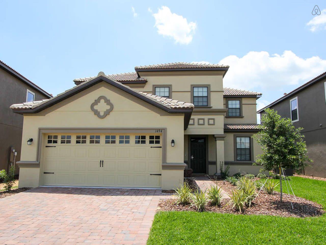 Championsgate 5bd 4 5ba 541 In Davenport Vacation Home Orlando Villa Holiday Rental