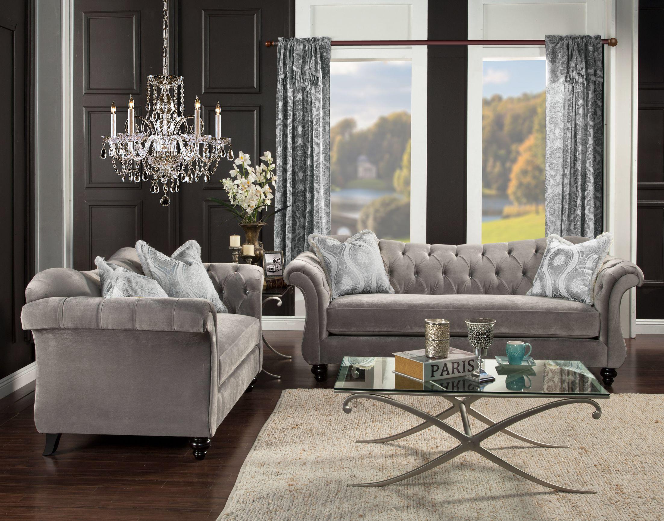 16+ Glam living room set ideas