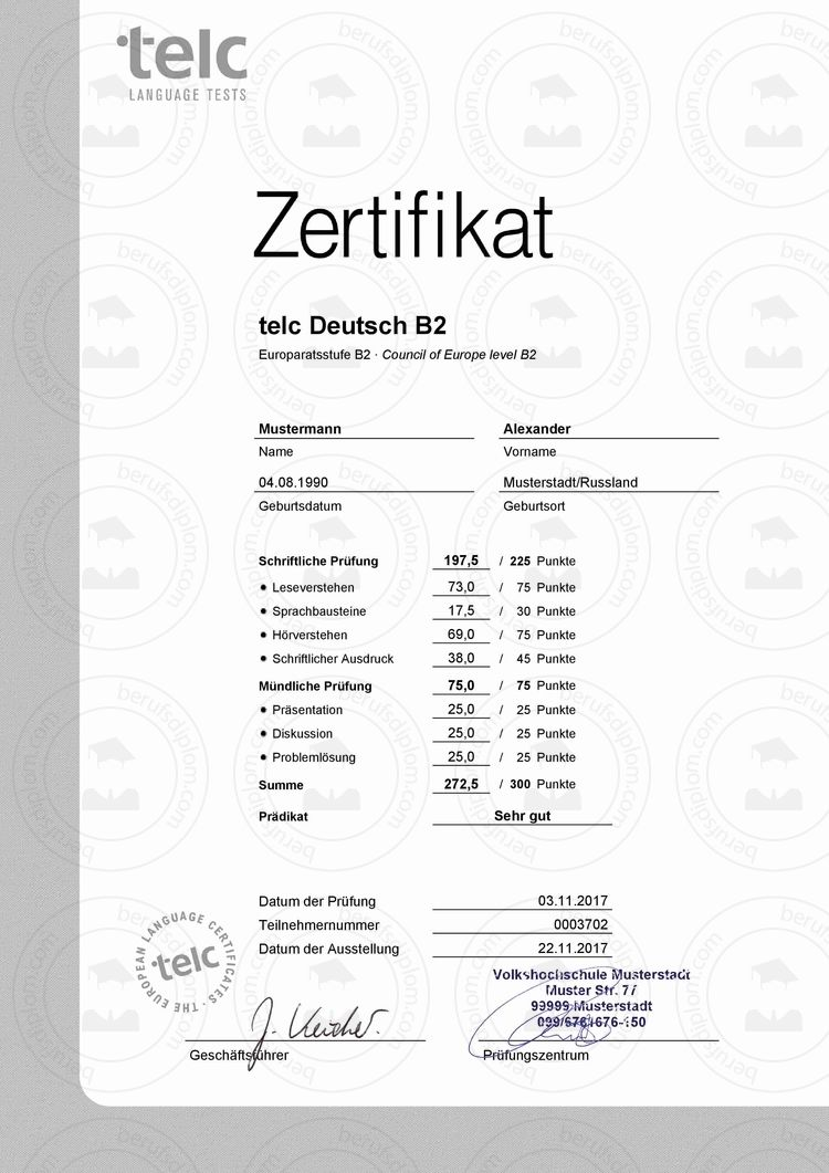 Start Deutsch 1. Fit fürs Goethe-Zertifikat A1 - …