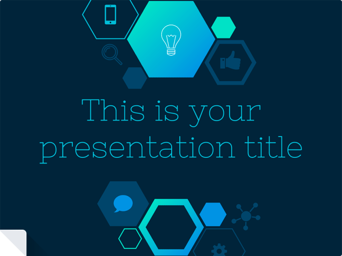 Imogen Free Presentation Template Google Google Google