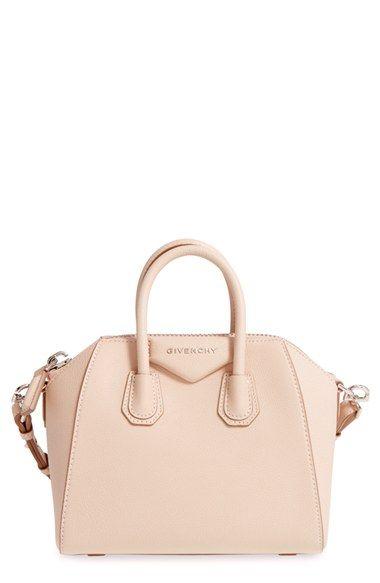 Givenchy  Mini Antigona  Sugar Leather Satchel  fa3f52b19f54e