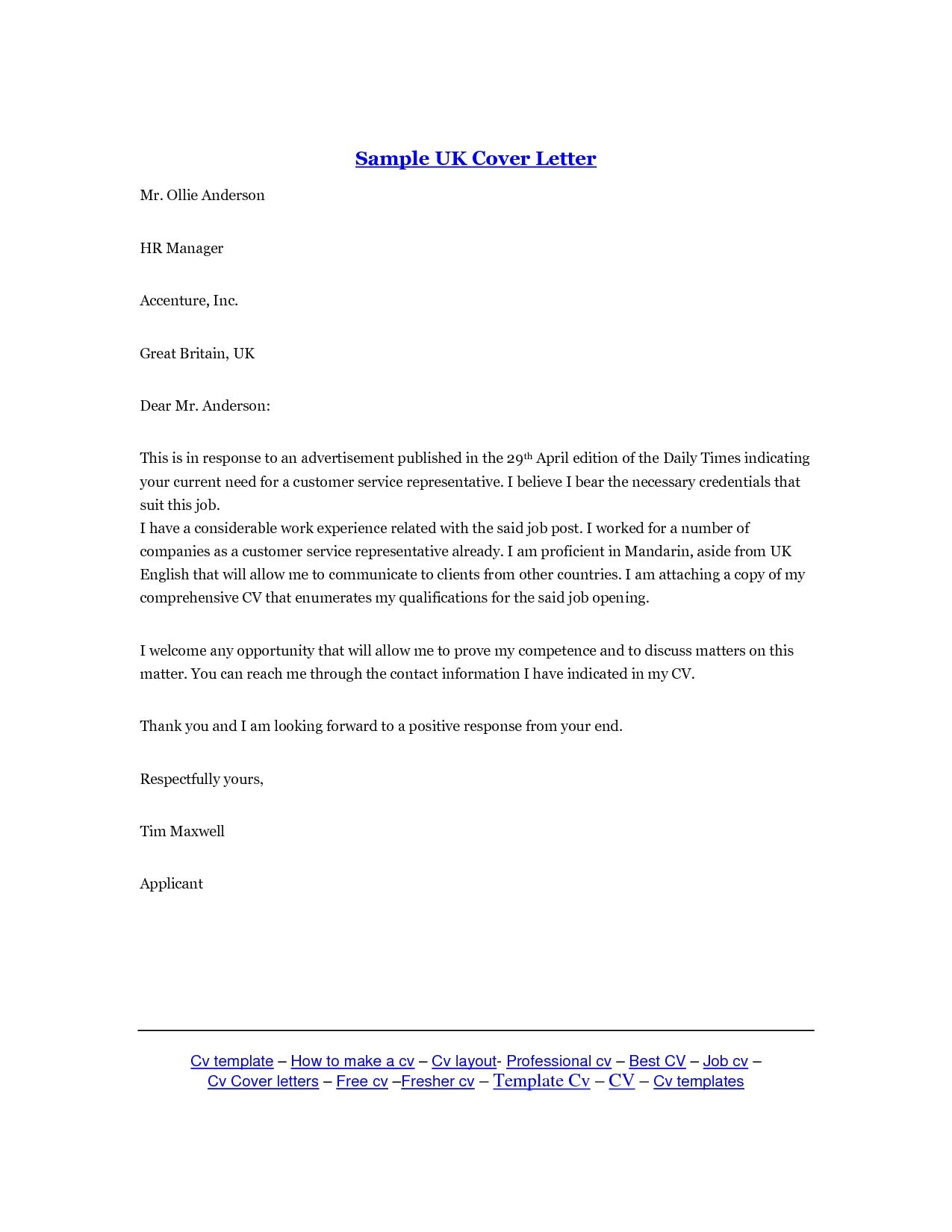 Cashier Cover Letter Thumbnail Music Teacher Example Resume Format