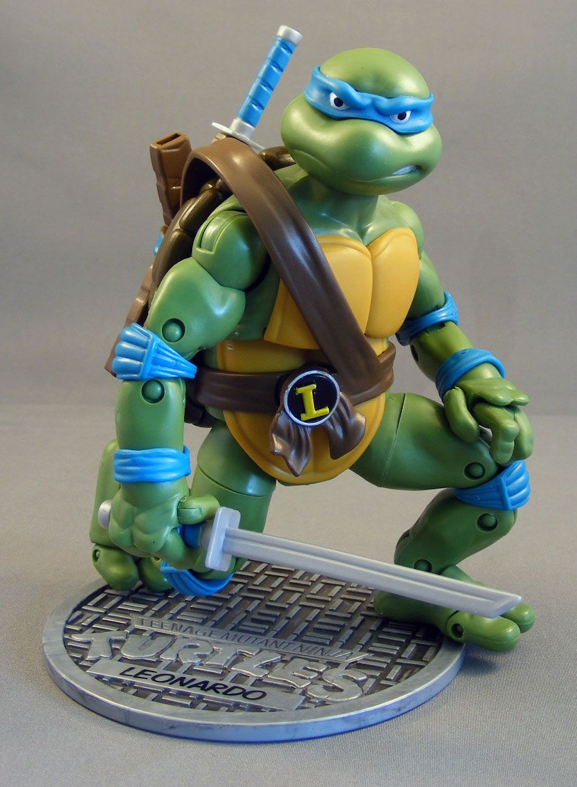 Retro review teenage mutant ninja turtles ii secret of the ooze - Tmnt Nickeloden Leonardo Poe S Review Leonardo Teenage Mutant Ninja Turtles Classic