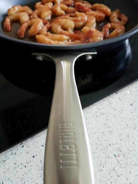 Sweet & Spicy Shrimp Recipe - Cooks In Under 5 Minutes