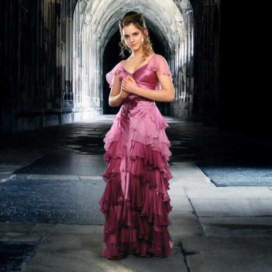 So ein tolles Kleid Hermine | Harry Potter | Pinterest | Hermine