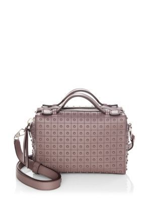 af72b8f78d6a7 TOD'S Studded Leather Mini Bag. #tods #bags #shoulder bags #hand bags # leather #