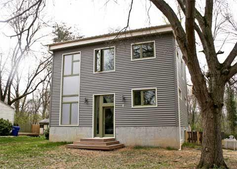 Prefab Homes   Allen Residence: Steel Prefab Home   Busyboo