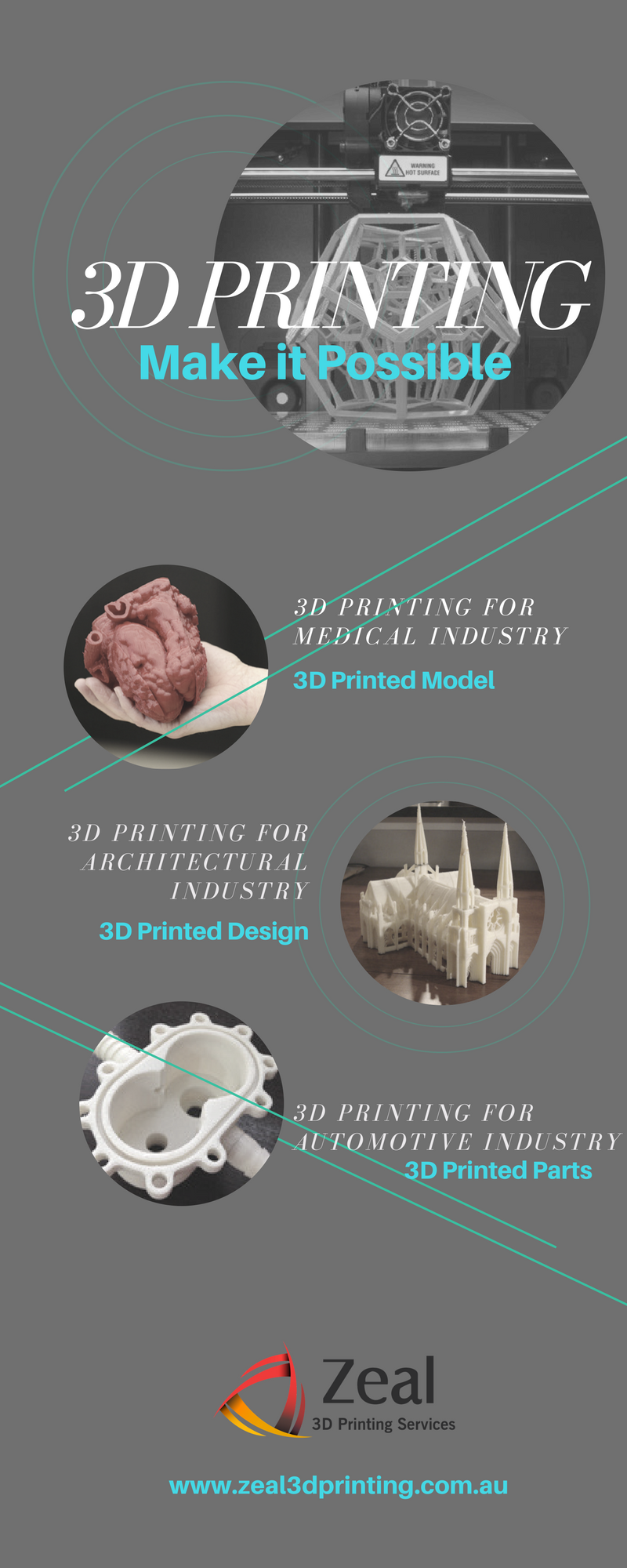 Think Once, Think Twice, Think 3d Printing. Reach to us ...