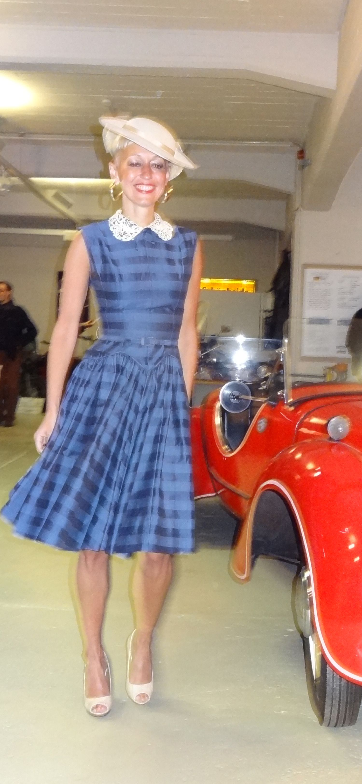 Original Vintage Kleid 50er Jahre | Retro Mode | Pinterest | Kleid ...