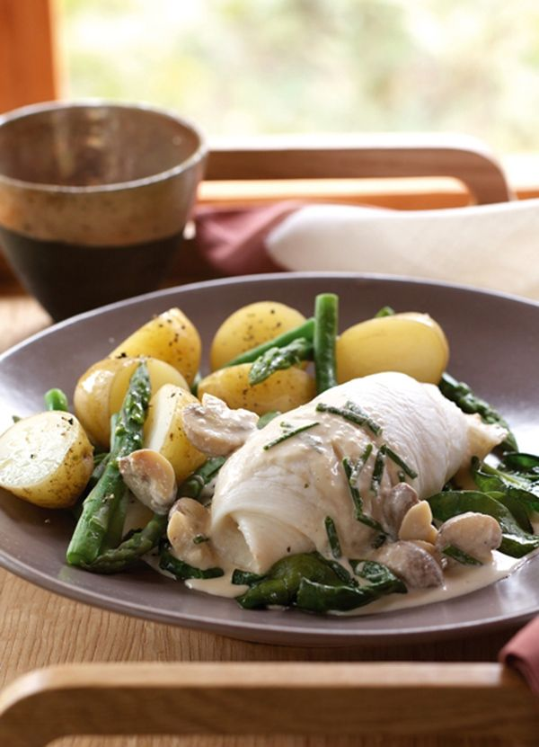 how to cook plaice fillets