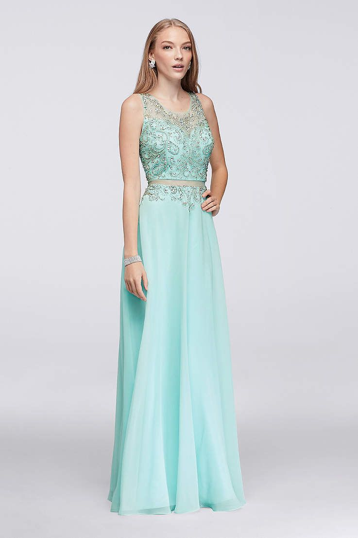 Find the perfect prom dresses at David\'s Bridal and choose from a ...