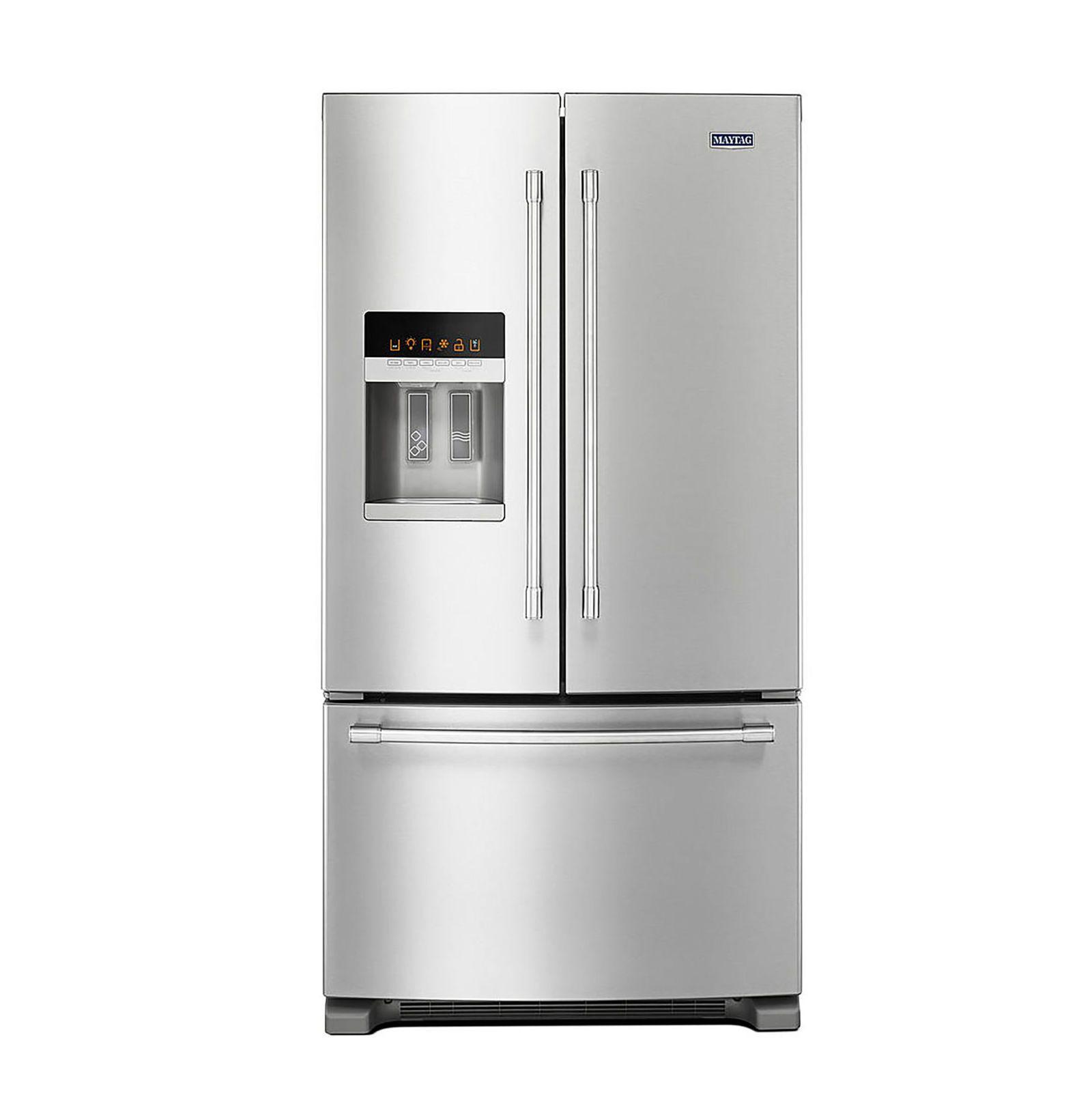 Maytag french door refrigerator 25 cu ft mfi2570fez01
