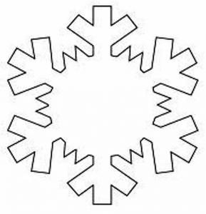 Copos De Nieve Para Decorar Fiesta Frozen.Plantillas De Copos De Nieve Plantilla De Copo De Nieve