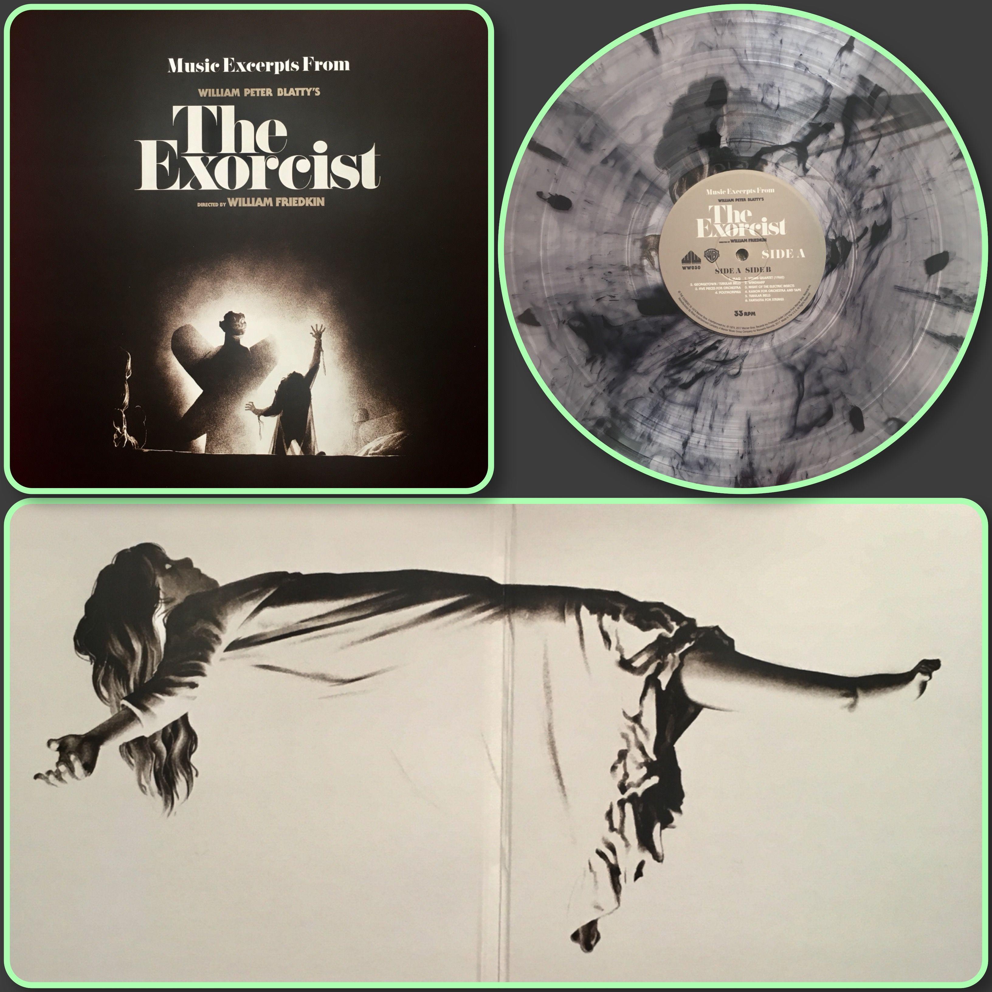 The Exorcist Ost 2017 Waxwork Records Vinyl Pressing Horror The Exorcist Waxwork Vinyl Records
