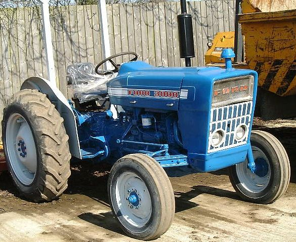Ford Industrial 3500 Tractor Mytractorforum Com The