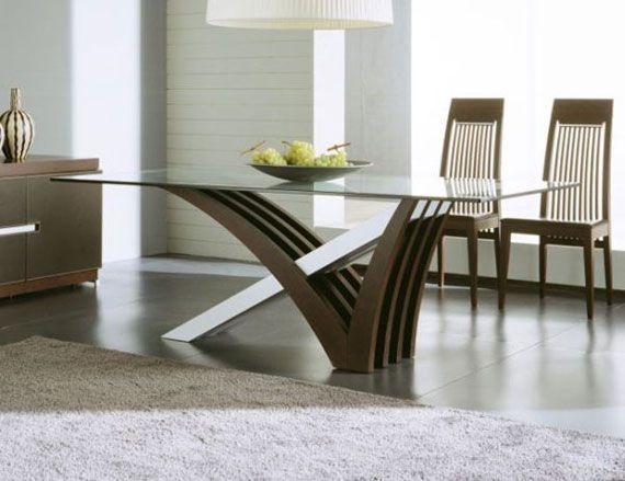 Beautiful And Fascinating Glass Dining Table Modern Glass Dining Table Modern Dining Room Set Glass Top Dining Table Beautiful glass dining room tables
