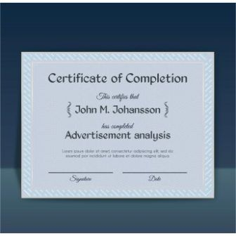 download free certificates templates
