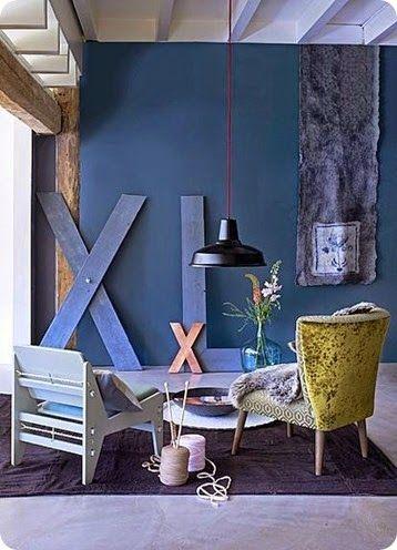 Interiores: la tendencia del próximo ciclo será llenar los espacios con palabras.