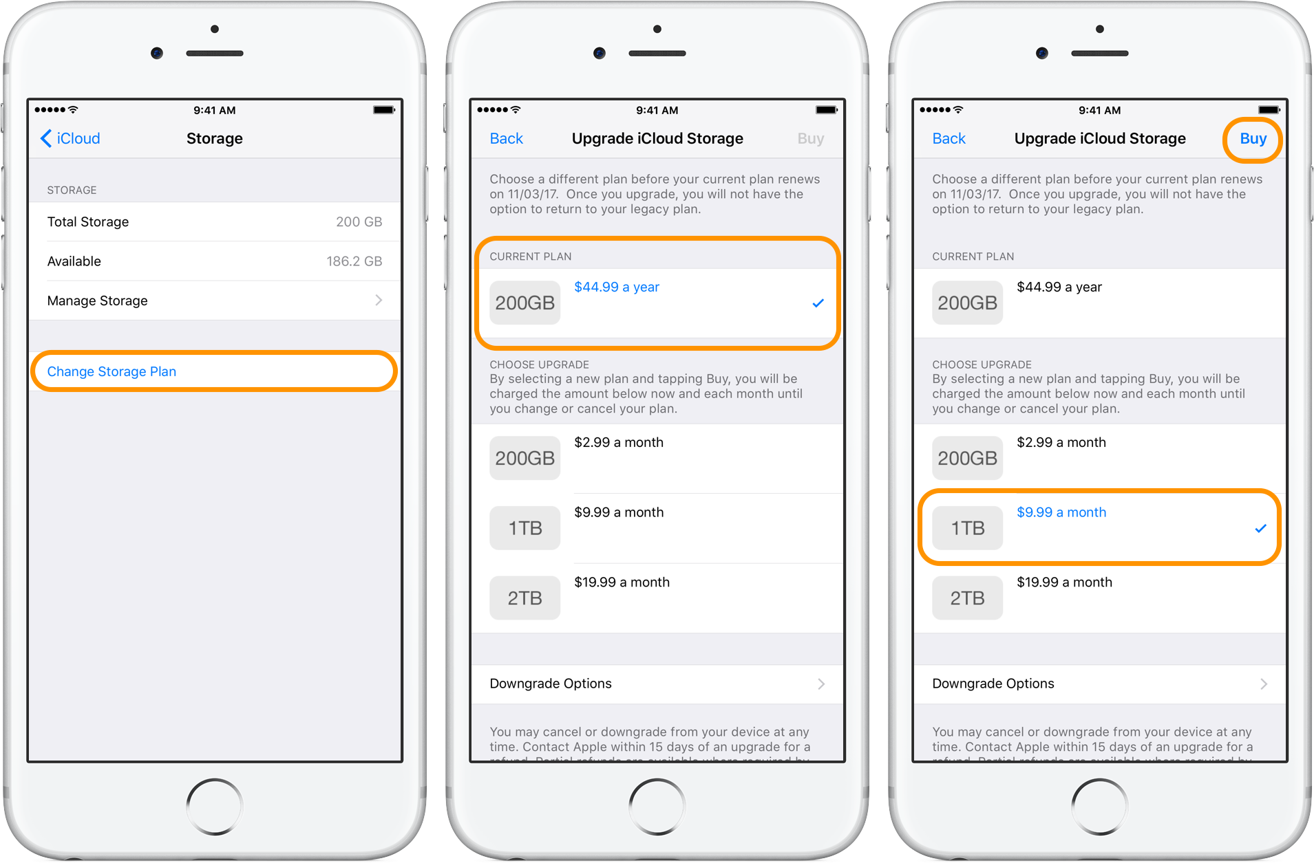 Guide to iCloud storage plans How to upgrade & manage