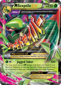 M SceptileEX Pokemon cards, Cool pokemon cards, Pokémon tcg