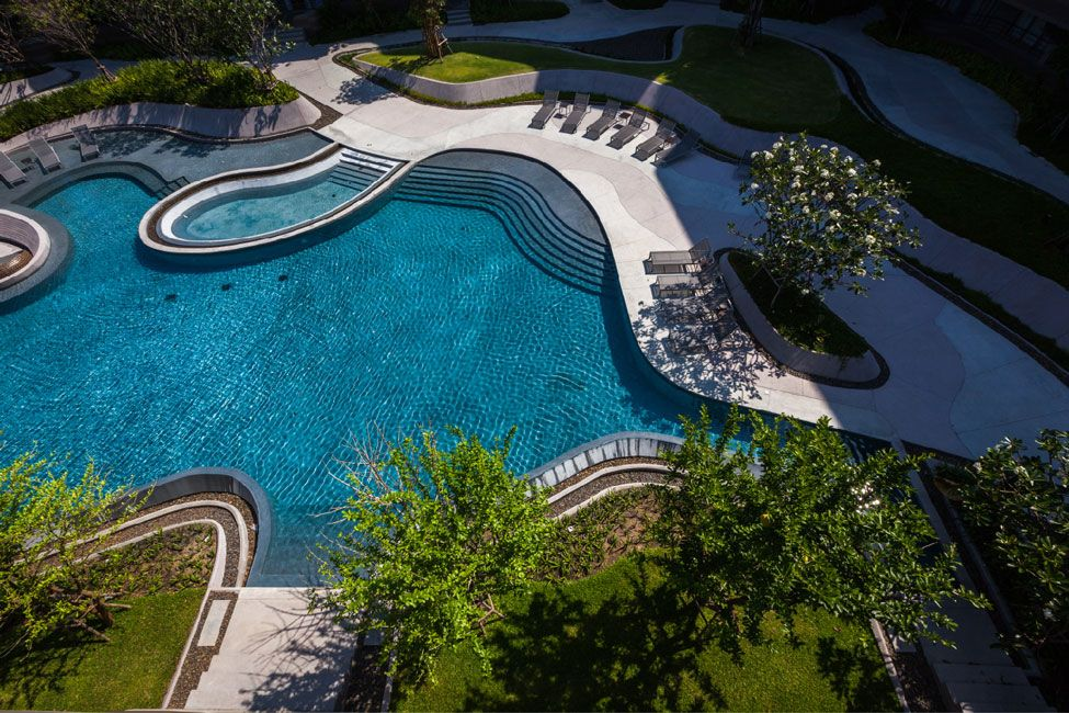 Pin on for Pool design course
