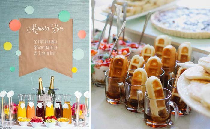 bridesmaid boot camp bridal shower themes