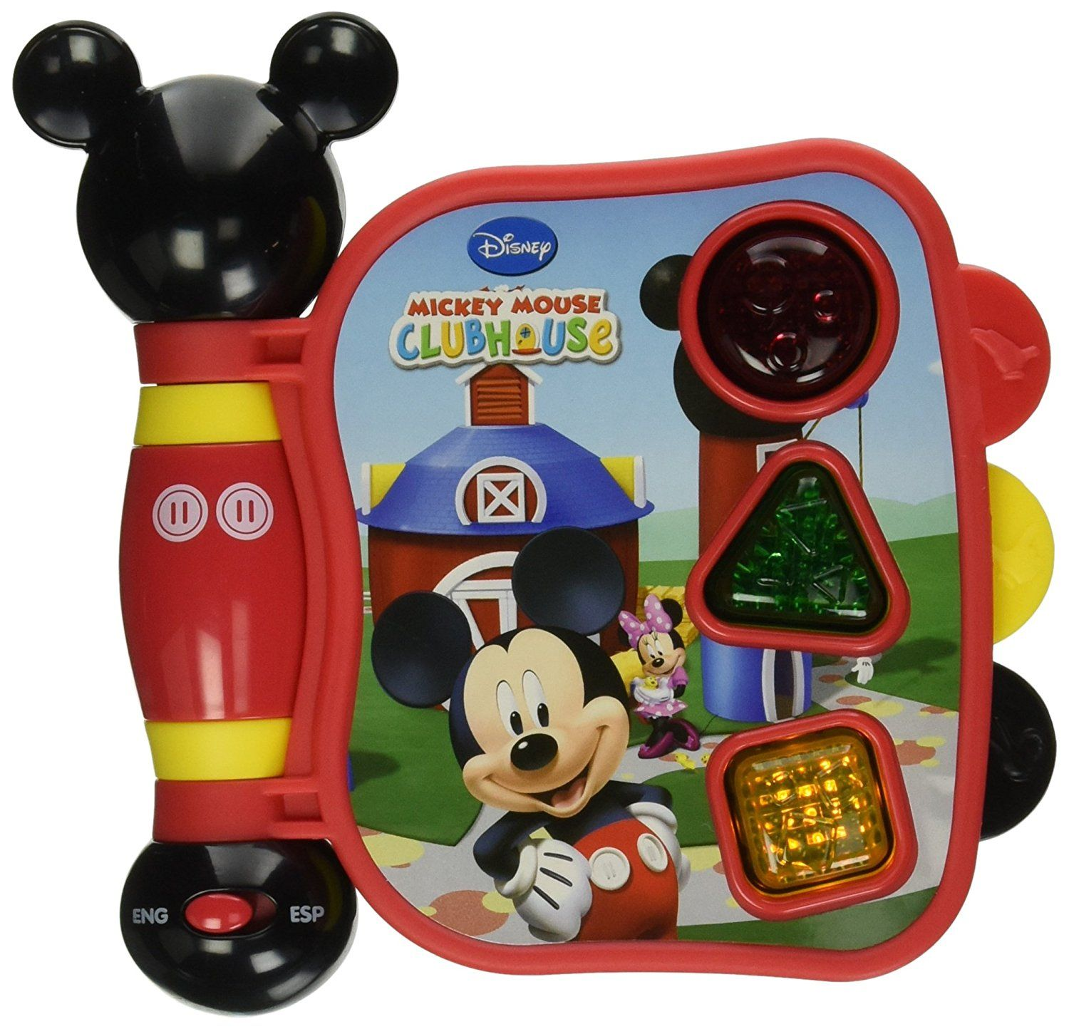 Amazon Disney Mickey Mouse Clubhouse First Learning Book