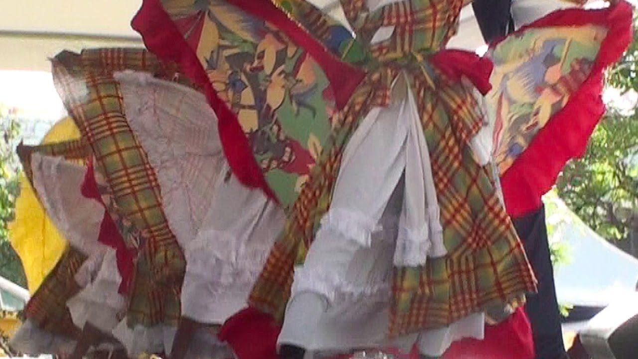 Folk Dances of trinidad and Tobago Caribbean Dance in