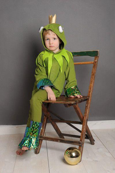Frosch Kostum 2 3 Jahre Froschkonig Big