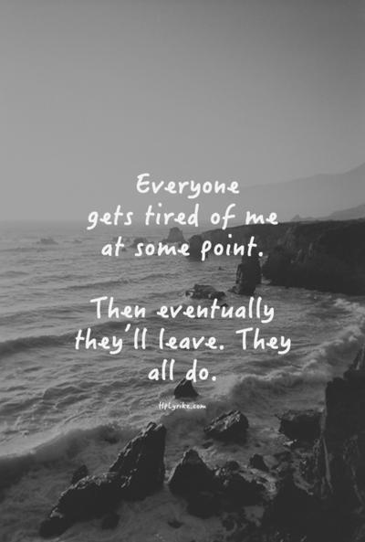 Quote Tumblr Depressed Depression Sad Suicide Lonely Alone