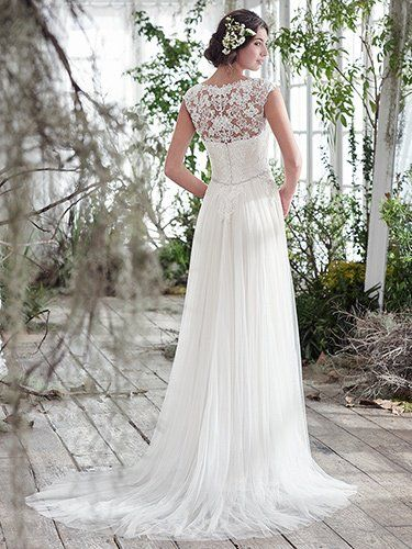patience lynettemaggie sottero wedding dresses | mountain
