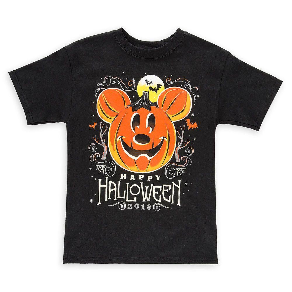 Disney Mickey Mouse Horror Halloween T Shirt Disney