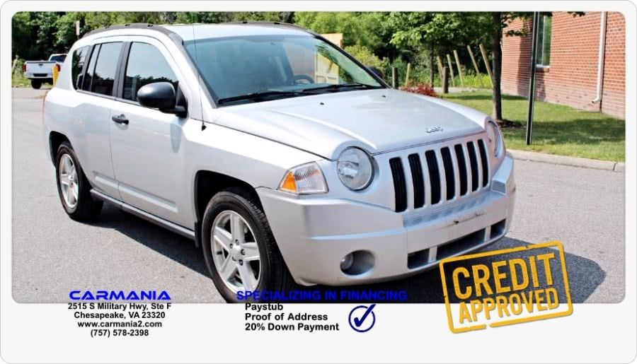 2007 Jeep Compass 4WD 4dr Sport, Sport Utility for sale in