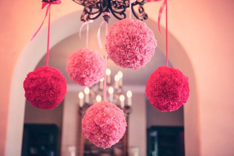 hot pink girls birthday decorations Fun Event Decorations