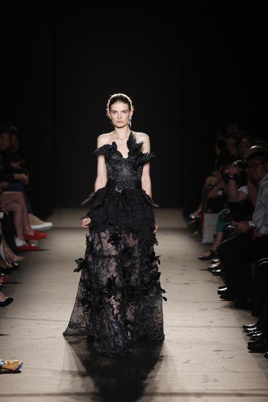 {Laurence Xu Haute Couture Fall Winter 13/14}