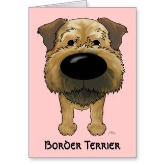 Border Terrier Birthday Card Google Sok